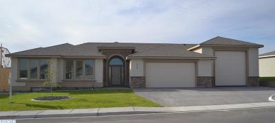 Horn Rapids Single Family Home For Sale: 3087 Deserthawk Lp