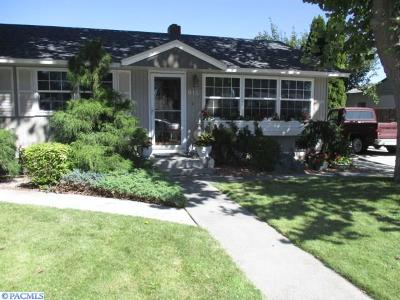 Kennewick Single Family Home For Sale: 915 S Green St.