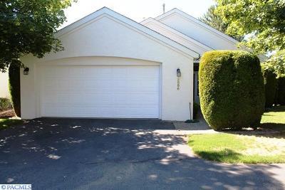Horn Rapids Condo/Townhouse For Sale: 2586 Prestwick Dr