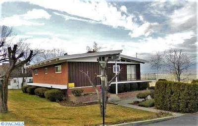 Sunnyside Single Family Home For Sale: 616 Grandview Ave