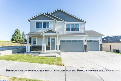 Kennewick Single Family Home For Sale: 5520 W 28th Ave