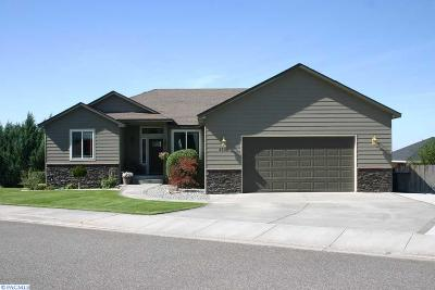 West Richland WA Single Family Home For Sale: $449,000