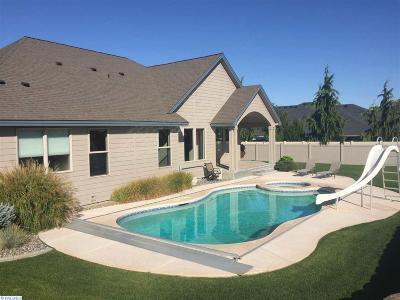Pasco Single Family Home For Sale: 3812 Santa Anna Lp.