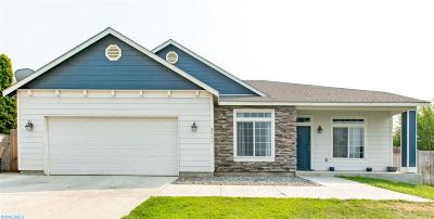 West Richland Single Family Home For Sale: 3711 Van Court