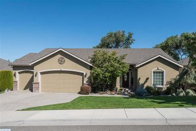 Kennewick Single Family Home For Sale: 3402 W 34th