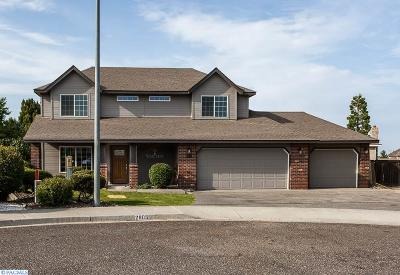 Kennewick Single Family Home For Sale: 2909 S Irby Court