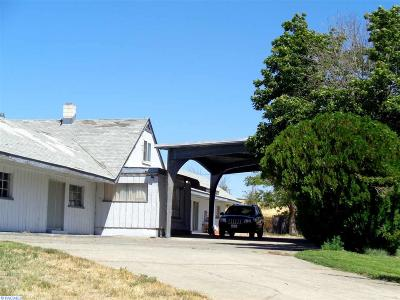 Benton City Single Family Home For Sale: 12506 E Kennedy Rd.