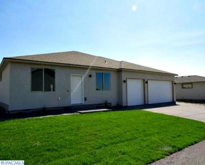 richland Single Family Home For Sale: 2303 Parkview