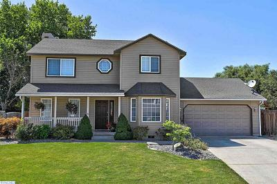Kennewick Single Family Home For Sale: 906 S Dawes