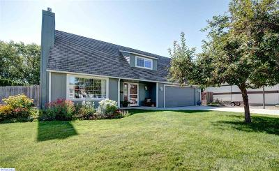 Kennewick Single Family Home For Sale: 2205 S Dayton Street