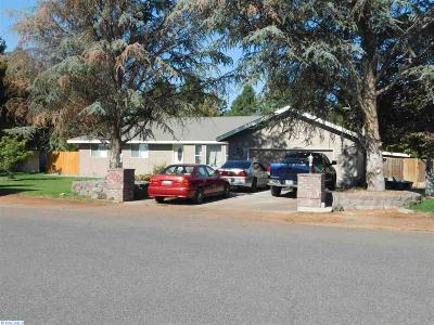 Pasco Single Family Home For Sale: 2000 Road 38