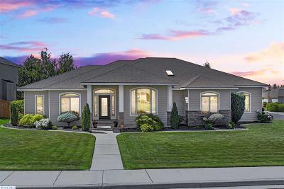 Richland Single Family Home For Sale: 3302 Nottingham Dr.