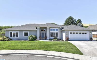 Richland Single Family Home For Sale: 1421 Chardonnay Dr
