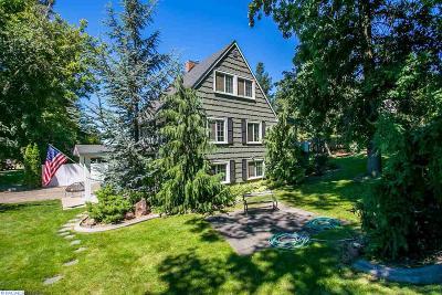 prosser Single Family Home For Sale: 1504 Meade Ave