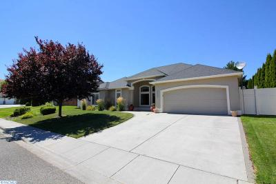 Richland Single Family Home For Sale: 3507 Waterford Street