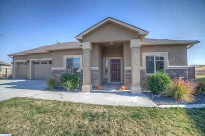 Kennewick Single Family Home For Sale: 5810 W 38th Ct