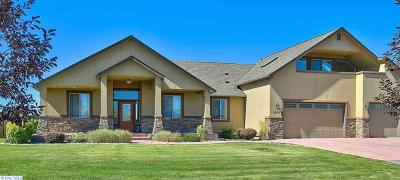 Kennewick Single Family Home For Sale: 89212 Summit View Dr.