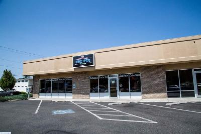 Richland Commercial For Sale: 480 Williams Blvd