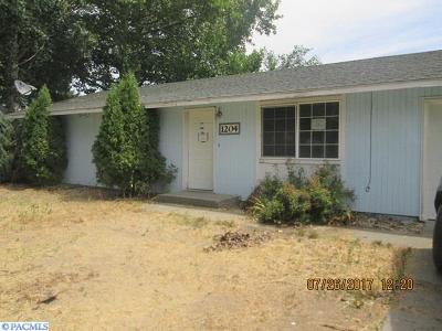 Benton City Single Family Home For Sale: 1204 Grace St