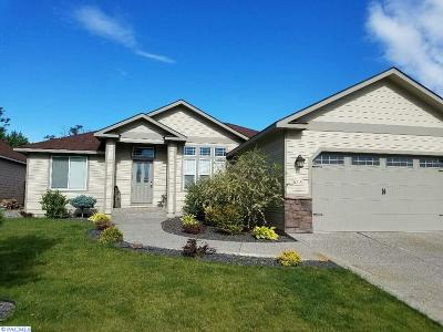 Kennewick Single Family Home For Sale: 614 S Huntington Place