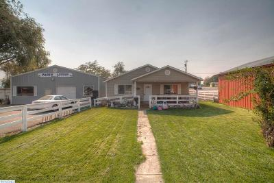 Benton City Single Family Home For Sale: 511 9th St