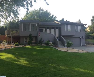 Kennewick Single Family Home For Sale: 3906 S Anderson