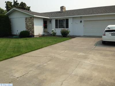 Kennewick Single Family Home For Sale: 4507 W 6th