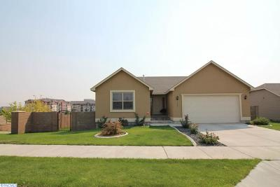 Kennewick Single Family Home For Sale: 5201 W 32nd Avenue