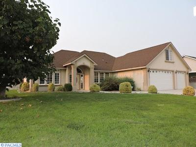 Pasco Single Family Home For Sale: 4311 Laredo Drive