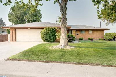 Kennewick Single Family Home For Sale: 2904 W Metaline Pl