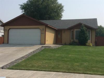 Kennewick Single Family Home For Sale: 3801 S Rainier St