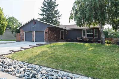 Richland Single Family Home For Sale: 1442 Amon Drive