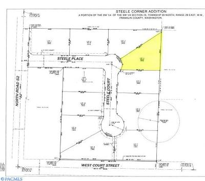 pasco Residential Lots & Land For Sale: 1615 Steele Ct.