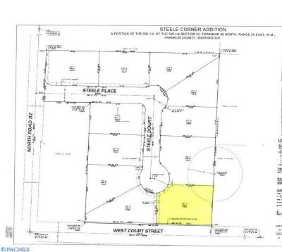 pasco Residential Lots & Land For Sale: 1501 Steele Ct.