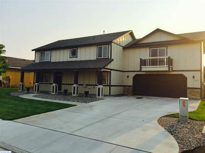 Pasco Single Family Home For Sale: 5612 Ochoco Lane