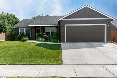 Kennewick Single Family Home For Sale: 5905 W 4th Pl
