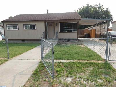 Richland Single Family Home For Sale: 808 Snow