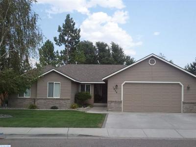 Kennewick Single Family Home Active U/C W/ Bump: 1010 W 32nd Ave.
