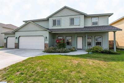Kennewick Single Family Home For Sale: 2912 S Rainier Pl