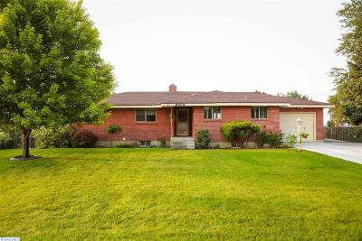 Kennewick Single Family Home For Sale: 6404 W Willamette Ave