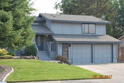 Kennewick Single Family Home For Sale: 7913 W Falls Pl