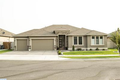 Kennewick Single Family Home For Sale: 4259 S Zillah