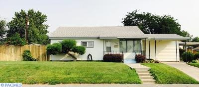Richland Single Family Home For Sale: 1706 Lee Blvd