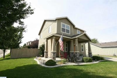 Kennewick Single Family Home For Sale: 5715 W 15th Ave.