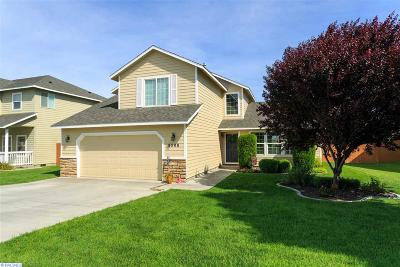 Kennewick Single Family Home For Sale: 8508 W 1st Ave