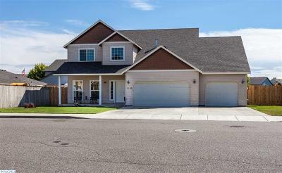 Kennewick Single Family Home For Sale: 3109 S Rainier St