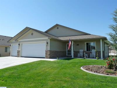 Richland Single Family Home For Sale: 2671 Sandpiper Lp