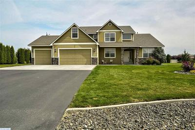 West Richland WA Single Family Home For Sale: $438,000