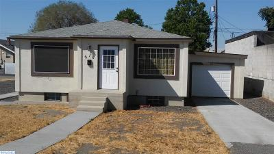 Pasco Single Family Home For Sale: 216 N 11th Ave.