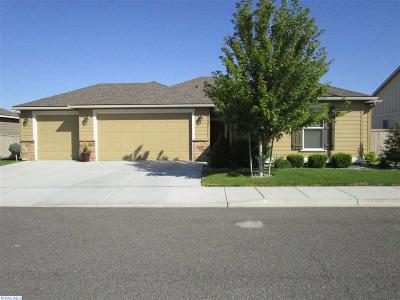 Kennewick Single Family Home For Sale: 5712 W 17th Ave